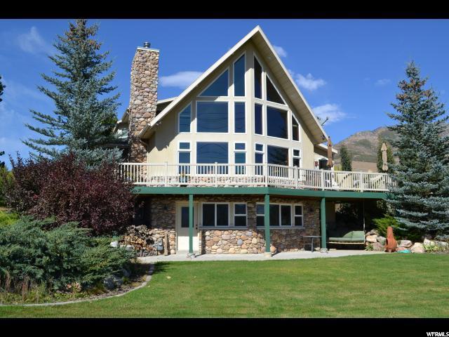 3428 N Wolf Creek Dr, Eden, UT 84310 (#1602901) :: Keller Williams Legacy