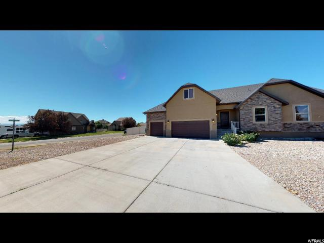 3067 W 1500 S, Vernal, UT 84078 (#1602910) :: Colemere Realty Associates