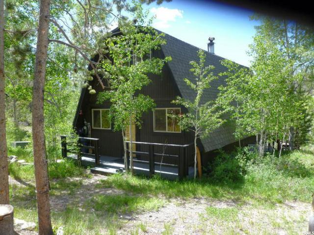 5529 Wilderness Rd #520, Kamas, UT 84036 (MLS #1602917) :: High Country Properties