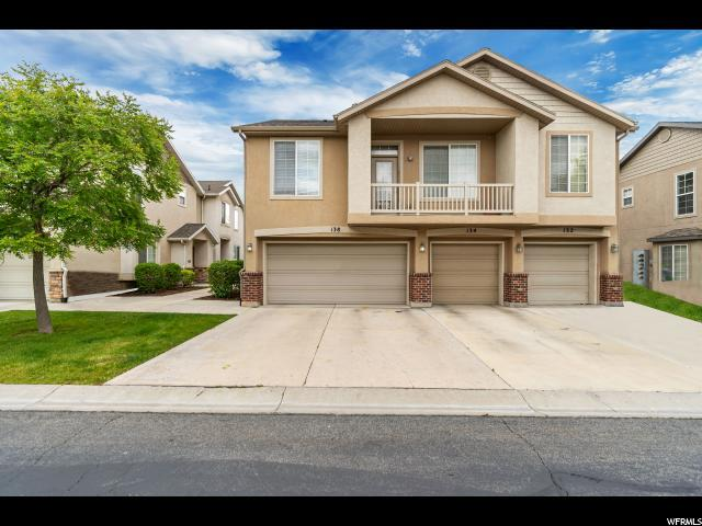 138 N Birmingham Ln W, North Salt Lake, UT 84054 (#1602967) :: Colemere Realty Associates