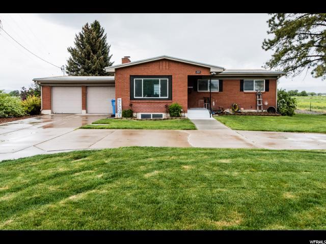 2243 W 2200 S, Wellsville, UT 84339 (MLS #1602990) :: Lawson Real Estate Team - Engel & Völkers