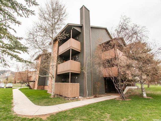 6821 N 2200 W 11L, Park City, UT 84098 (#1603015) :: Big Key Real Estate