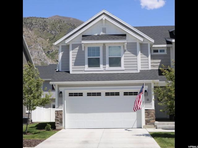 103 E 700 N #11, Springville, UT 84663 (#1603027) :: The Canovo Group