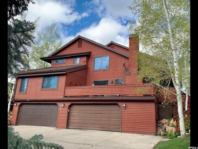 3121 Elk Run Dr, Park City, UT 84098 (#1603030) :: RE/MAX Equity
