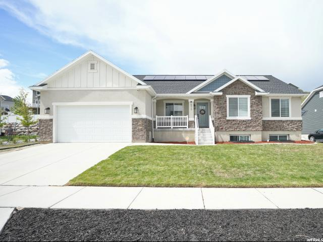 572 W Mountain View Rd, Lehi, UT 84043 (#1603094) :: Red Sign Team