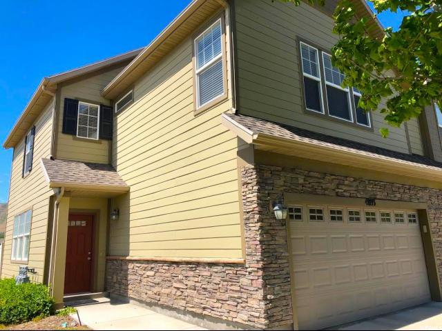 4893 W Skipperling Ct. S, Riverton, UT 84096 (#1603095) :: Colemere Realty Associates