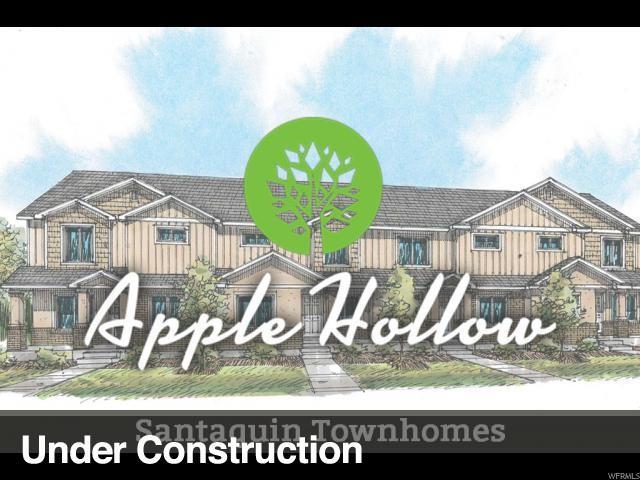 951 N Apple Seed Ln #13, Santaquin, UT 84655 (#1603129) :: Keller Williams Legacy