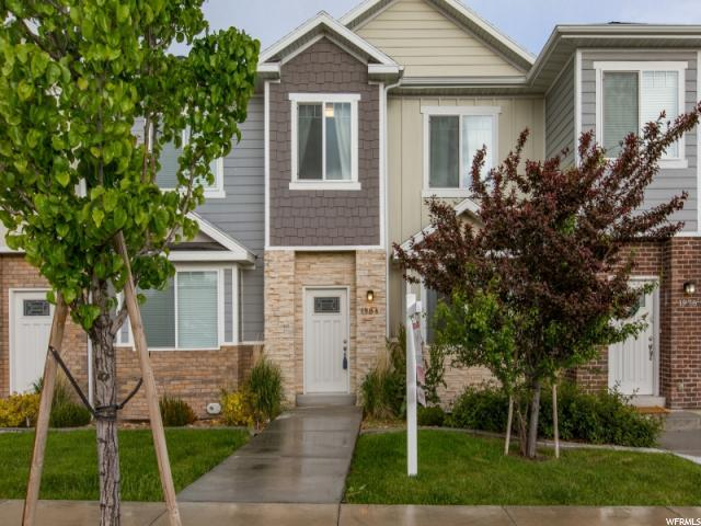 1984 N Hillcrest Rd, Saratoga Springs, UT 84045 (#1603150) :: RE/MAX Equity