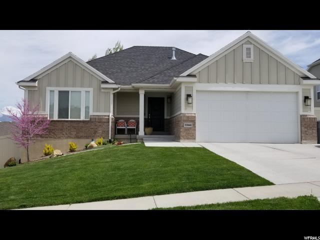 1366 S Hillside Dr, Saratoga Springs, UT 84045 (#1603185) :: Bustos Real Estate | Keller Williams Utah Realtors
