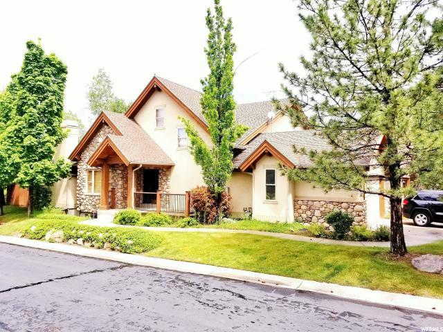 6508 Canyon Ranch Rd, Holladay, UT 84121 (#1603190) :: The Muve Group