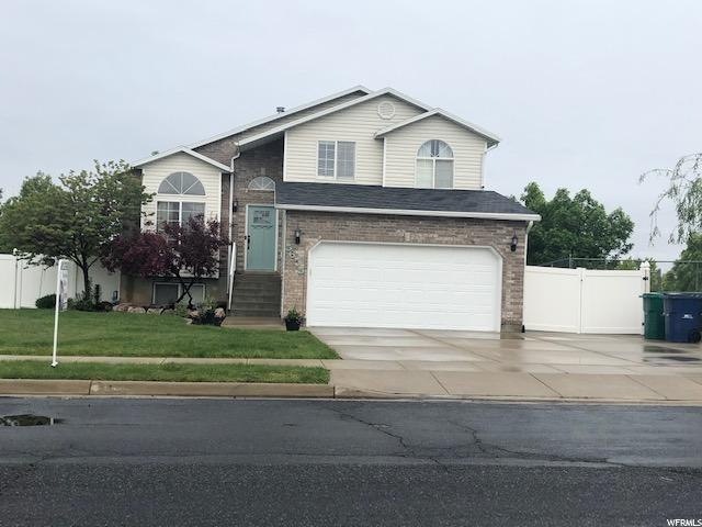 5655 S 3850 W, Roy, UT 84067 (#1603200) :: Colemere Realty Associates