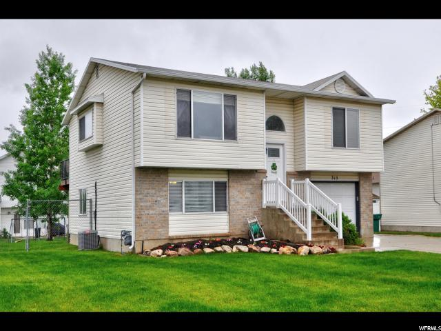 315 W 1900 S, Clearfield, UT 84015 (#1603257) :: Colemere Realty Associates