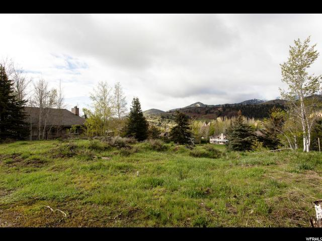 3855 W Saddle Back Rd, Park City, UT 84098 (MLS #1603262) :: High Country Properties