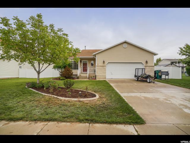 282 W 1980 S, Clearfield, UT 84015 (#1603273) :: Colemere Realty Associates