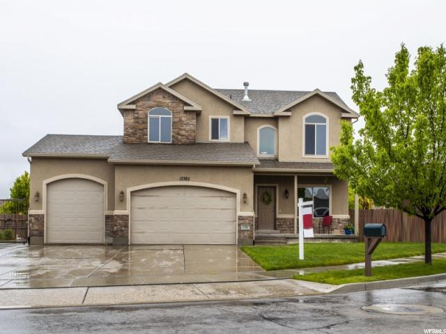12382 S Blackfoot St W, Riverton, UT 84096 (#1603297) :: Colemere Realty Associates