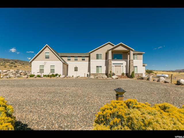 1500 N Ridge Rd, Wanship, UT 84017 (MLS #1603368) :: High Country Properties