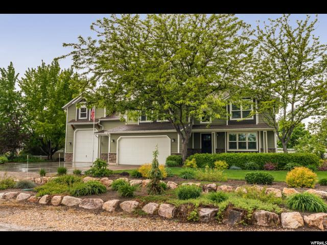 4335 S 5800 W, Hooper, UT 84315 (#1603382) :: Doxey Real Estate Group