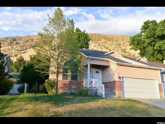 1325 S Slate Canyon Dr, Provo, UT 84606 (#1603399) :: The Fields Team