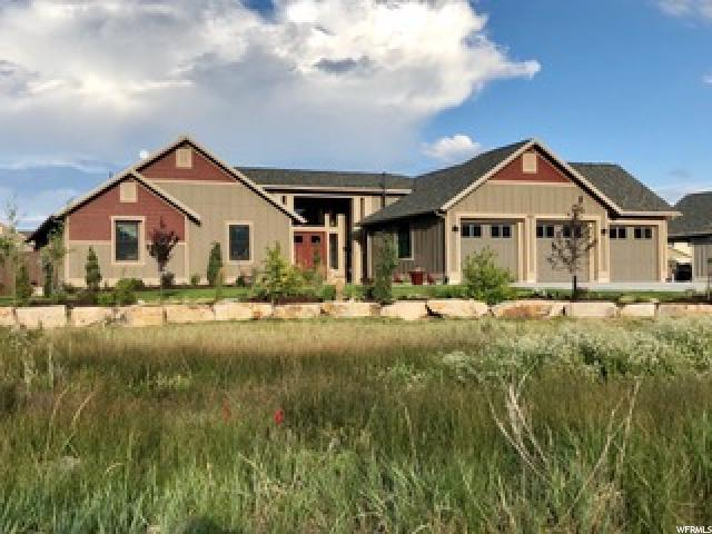 6920 N Greenfield Dr, Park City, UT 84098 (#1603427) :: RE/MAX Equity