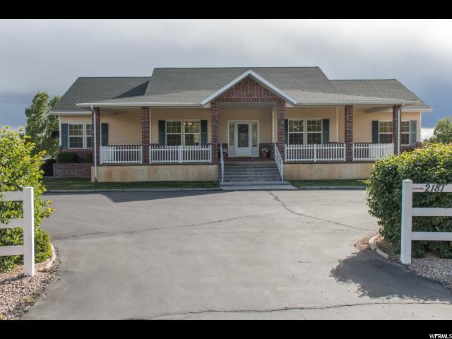 2181 W 2875 N, Cedar City, UT 84721 (#1603444) :: Colemere Realty Associates