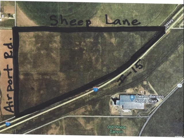 3001 Sheep Ln, Nephi, UT 84648 (#1603469) :: Big Key Real Estate