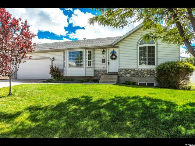 62 N 500 E, Pleasant Grove, UT 84062 (#1603475) :: Red Sign Team