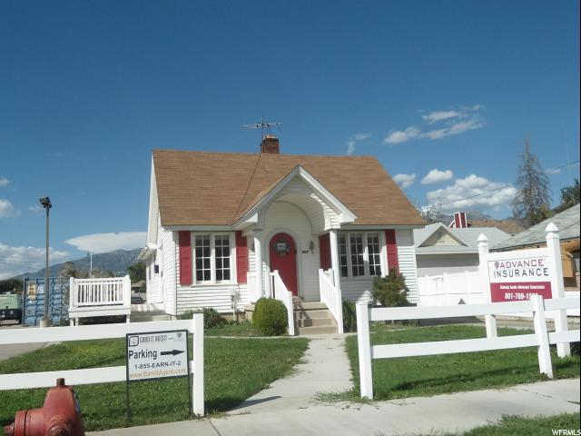 267 E Main St, American Fork, UT 84003 (#1603504) :: The Canovo Group