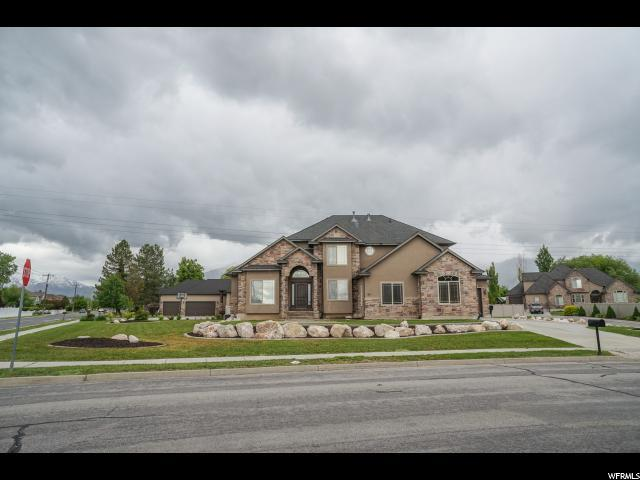 611 S Wellington Dr, Kaysville, UT 84037 (#1603525) :: Colemere Realty Associates