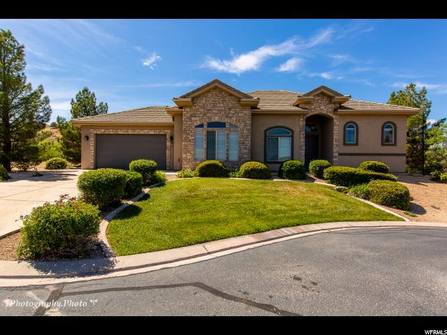 221 N Emeraud Dr, St. George, UT 84770 (#1603538) :: Colemere Realty Associates