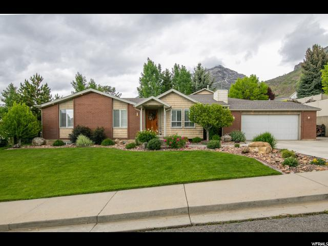 1195 E 200 N, Pleasant Grove, UT 84062 (#1603541) :: Red Sign Team