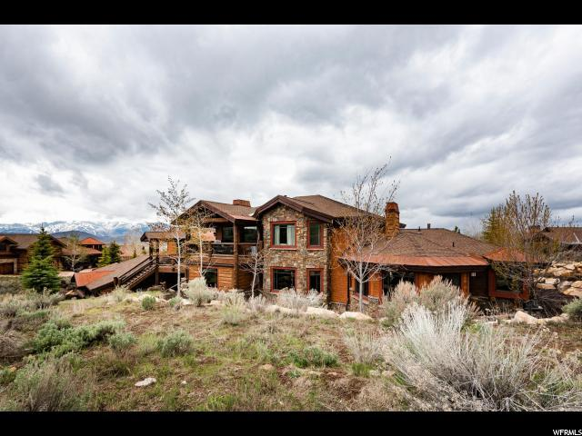 2658 Cliffrose Ct, Park City, UT 84098 (#1603569) :: The Fields Team