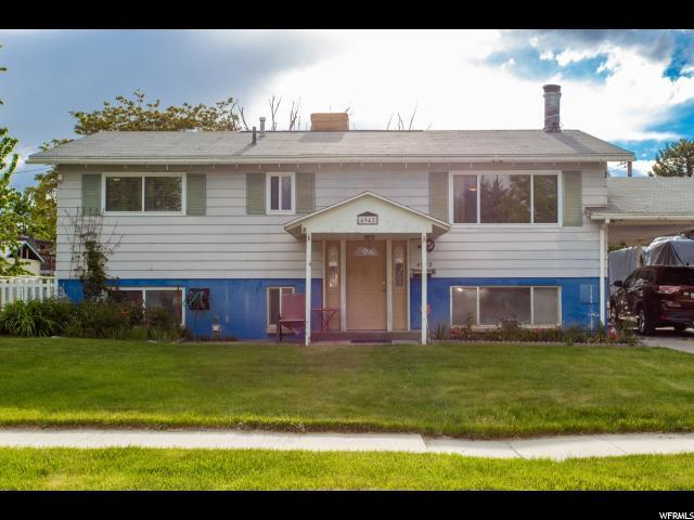 4942 S Southridge W, Taylorsville, UT 84129 (#1603571) :: RE/MAX Equity