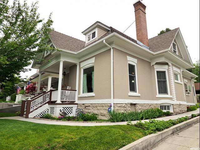 70 N N St, Salt Lake City, UT 84103 (#1603578) :: RE/MAX Equity
