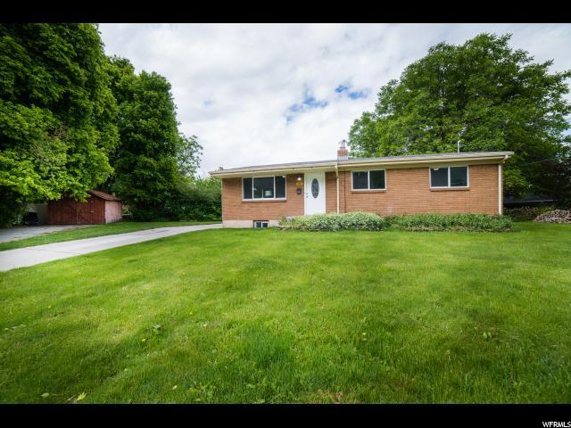 481 N 150 E, Springville, UT 84663 (#1603581) :: Bustos Real Estate | Keller Williams Utah Realtors