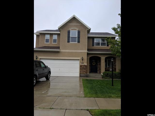 428 W Concho Way, Lehi, UT 84043 (#1603585) :: RE/MAX Equity