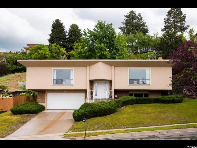 797 E Northcliffe Dr N, Salt Lake City, UT 84103 (#1603587) :: RE/MAX Equity