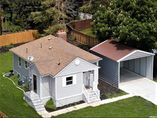 1895 E Frontier Rd S, Holladay, UT 84121 (#1603607) :: The Muve Group
