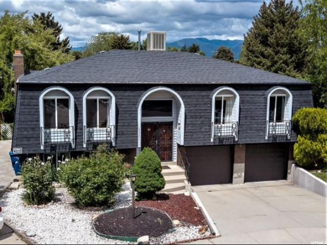 4315 S 390 E, Murray, UT 84107 (#1603609) :: Colemere Realty Associates