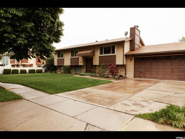 4522 S Dixieann Dr W, West Valley City, UT 84119 (#1603612) :: RE/MAX Equity