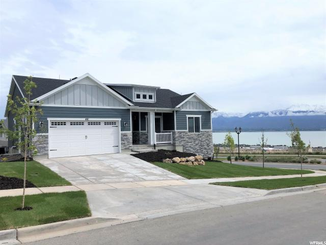 492 W Deer Meadow Dr S #6701, Saratoga Springs, UT 84045 (#1603626) :: RE/MAX Equity