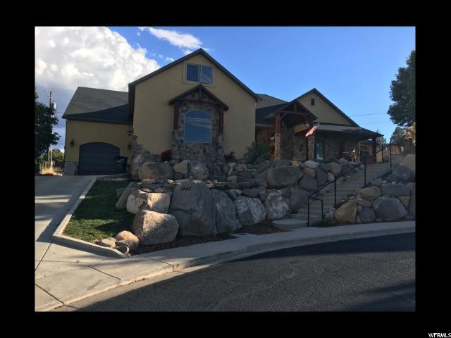 1945 W 150 S, Cedar City, UT 84720 (#1603647) :: Big Key Real Estate