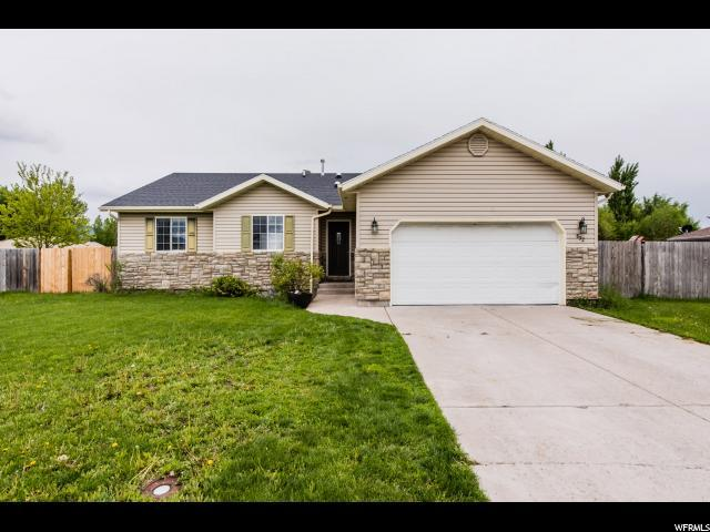 892 W 2730 S, Nibley, UT 84321 (#1603657) :: The Fields Team