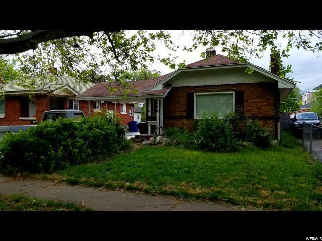 578 E 32ND St, Ogden, UT 84401 (#1603665) :: Keller Williams Legacy