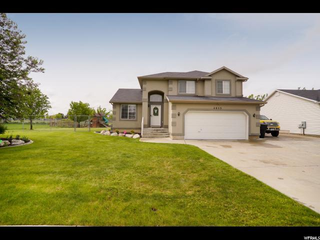 2853 W 2100 N, Clinton, UT 84015 (#1603695) :: Colemere Realty Associates