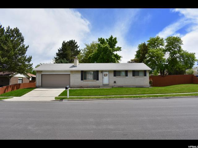 3549 W Churchwood Dr, Taylorsville, UT 84129 (#1603732) :: Colemere Realty Associates