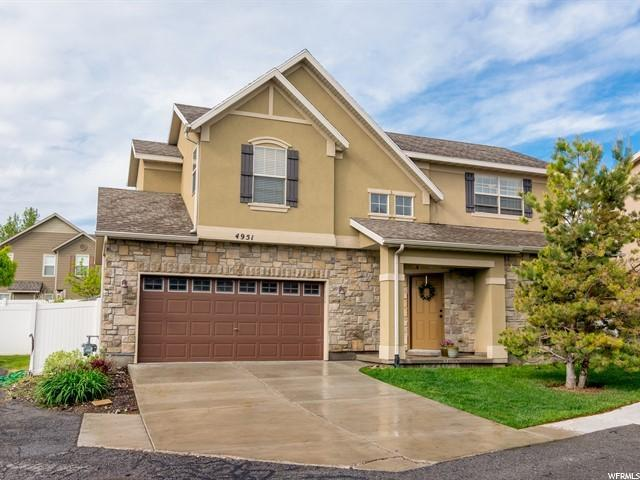 4951 W Favre  Bay S, Riverton, UT 84096 (#1603746) :: Colemere Realty Associates