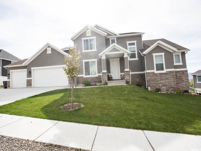1067 Christley Ln N, Elk Ridge, UT 84651 (#1603759) :: Keller Williams Legacy