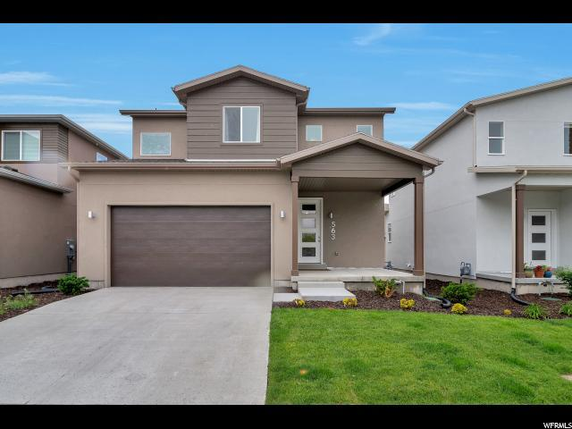 563 N 290 E, Vineyard, UT 84059 (#1603762) :: Colemere Realty Associates