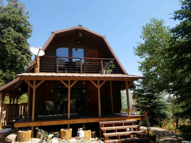 2226 Deer Loop, Coalville, UT 84017 (MLS #1603769) :: High Country Properties