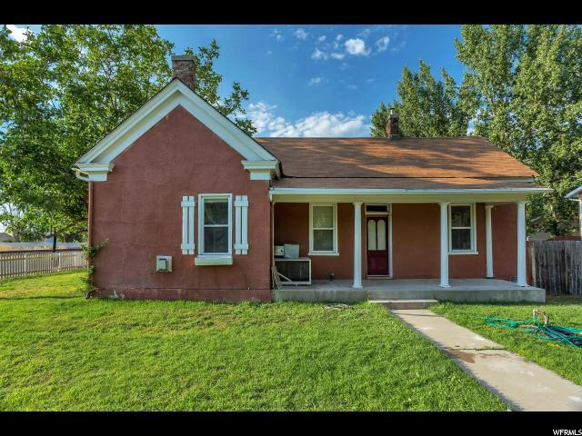 388 W 100 S, Springville, UT 84663 (MLS #1603781) :: Lawson Real Estate Team - Engel & Völkers